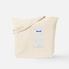 silent ninja dark Tote Bag