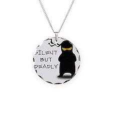 silent ninja Necklace
