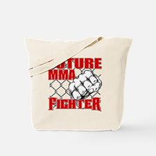 FutureMMAFighter_02 Tote Bag