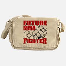 FutureMMAFighter_02 Messenger Bag