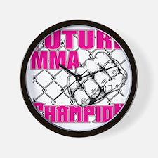FutureMMA_03 Wall Clock