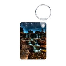 journal_waterfalls Keychains