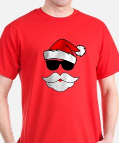 Cool Santa Claus T-Shirt