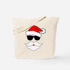 Cool Santa Claus Tote Bag