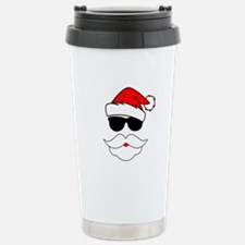 Cool Santa Claus Travel Mug