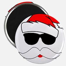 "Cool Santa Claus 2.25"" Magnet (10 pack)"