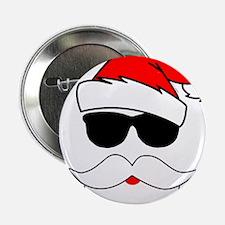 "Cool Santa Claus 2.25"" Button (10 pack)"
