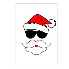 Cool Santa Claus Postcards (Package of 8)