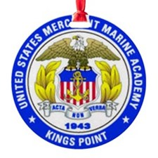 200px-USMMA_SEAL2002edited Ornament