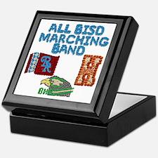 ABMB Logos Included Keepsake Box