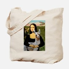 Mona's Baby Llama Tote Bag