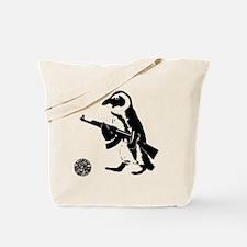 Armed To The Beak Tote Bag