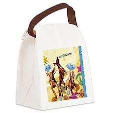 Cartoon_1_Cover Canvas Lunch Bag
