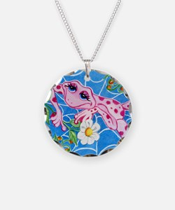 aceo-frogs-600-12 Necklace