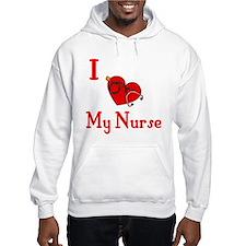 I Love My- Nurse Hoodie
