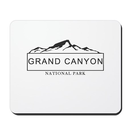 Grand Canyon - Arizona Mousepad