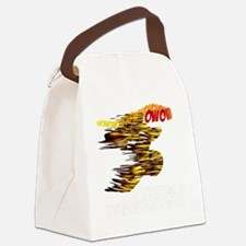 TRIED IT AT HOME Canvas Lunch Bag