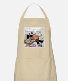 Obsolete: Anything You're Comfortable With Apron
