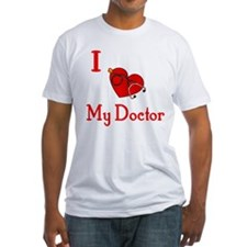 I Love My-Doctor Shirt