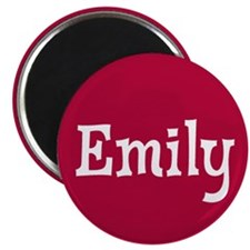 Emily_Button Magnet