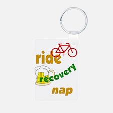ride recovery - STADIUM Keychains