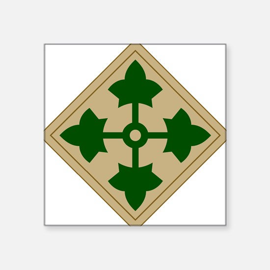 Ivy Division Sticker