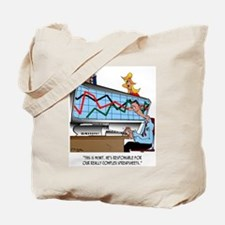 Really Complex Spreadsheets Tote Bag