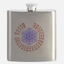 Christmahanakwanzika round Flask