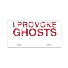 provokew Aluminum License Plate
