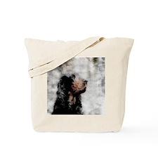 SpencerHead_Grunge_5_Tile Tote Bag