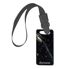 UGC 10214 The Tadpole Galaxy min Luggage Tag