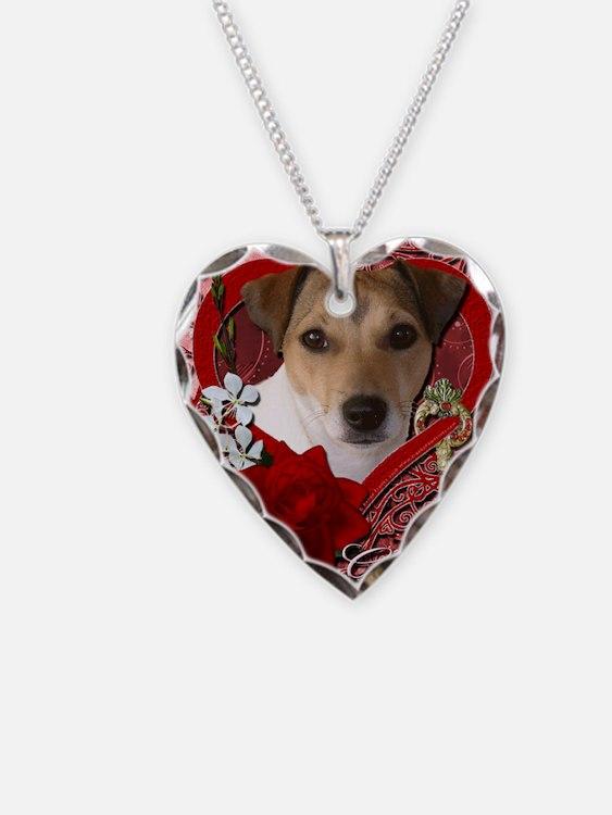Valentine_Red_Rose_Jack_Russe Necklace