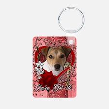 Valentine_Red_Rose_Jack_Ru Keychains
