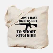 Straight2 Tote Bag
