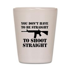 Straight2 Shot Glass
