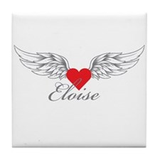 Angel Wings Eloise Tile Coaster