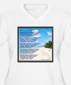 Naked In The Sand T-Shirt