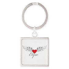 Angel Wings Elyse Keychains
