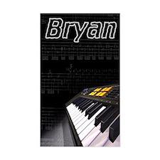 Bryan Journal Decal