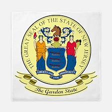 New Jersey Seal Queen Duvet