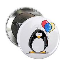Primary Balloons Penguin Button