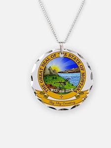 Montana Seal Necklace