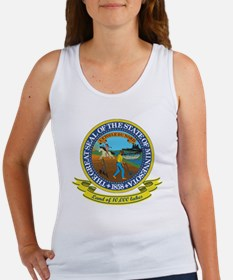 Minnesota Seal Women's Tank Top