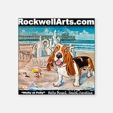 """1-WallyRockwell 10x10 T Square Sticker 3"""" x 3"""""""