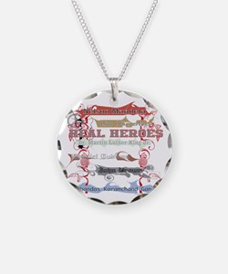 Real Heroes Necklace