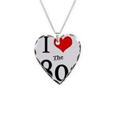 love 80s new 1 Necklace