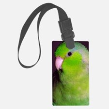 (13) Puck Luggage Tag