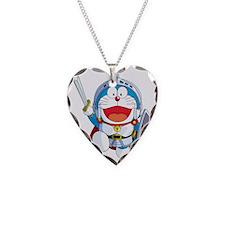 doraemon_in_shining_armor Necklace