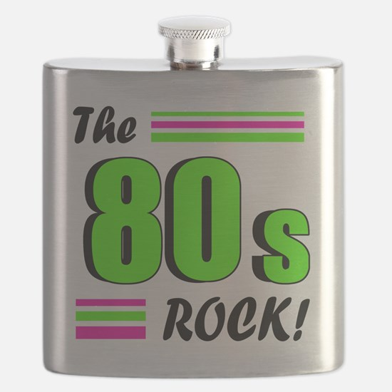 the 80s rock 2 Flask