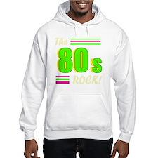 the 80s rock light 2 Hoodie